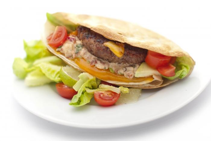 Burger De Chipotle